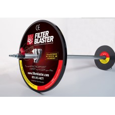 """Filter Blaster with 2 Rotors/Spinners 6"""" and 3"""""""