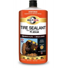 MULTI SEAL Tire Sealant with KEVLAR- Sportsman