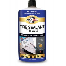 MULTI SEAL Tire Sealant KEVLAR- RV & TRAILER